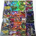 Dhl или ems 100 компл. 60 Шт. Английский карты Покемон игры аниме мега Pokemon ex Карты коробка наборы Игрушки Карт DS новый Pokemon card