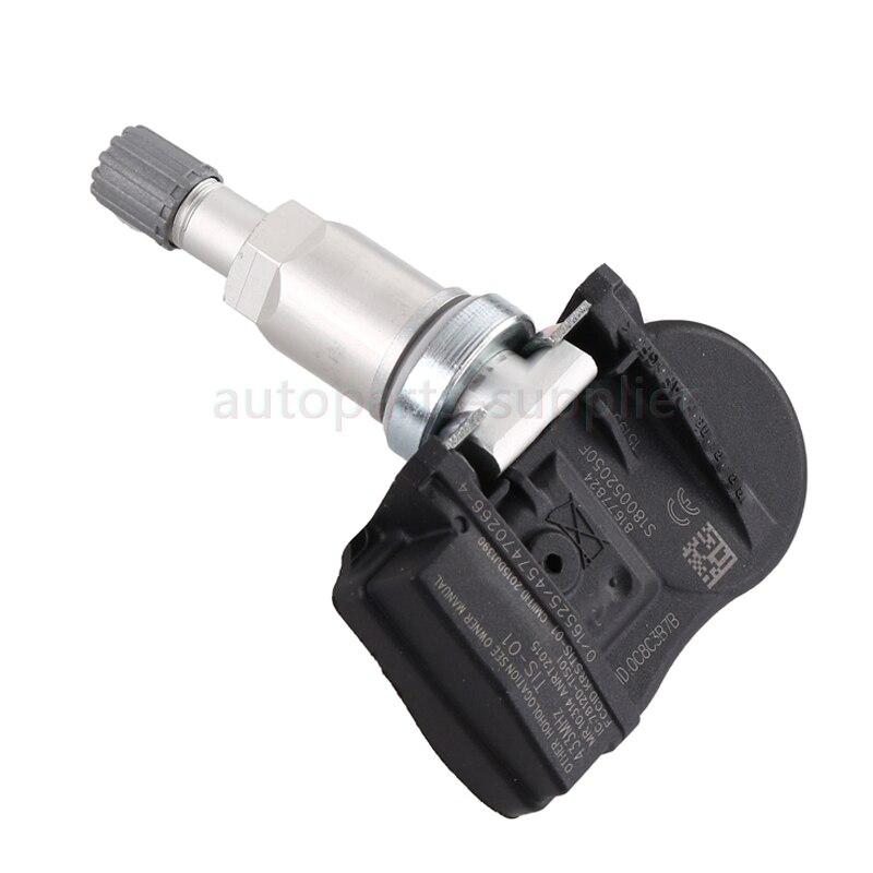 Image 4 - 8G92 1A189 KB 433 315mhz タイヤ空気圧監視システム (TPMS) を Ford S Max モンデオ 8G921A189KB 8G92 1A189 KB -    グループ上の 自動車 &バイク からの 圧力センサー の中