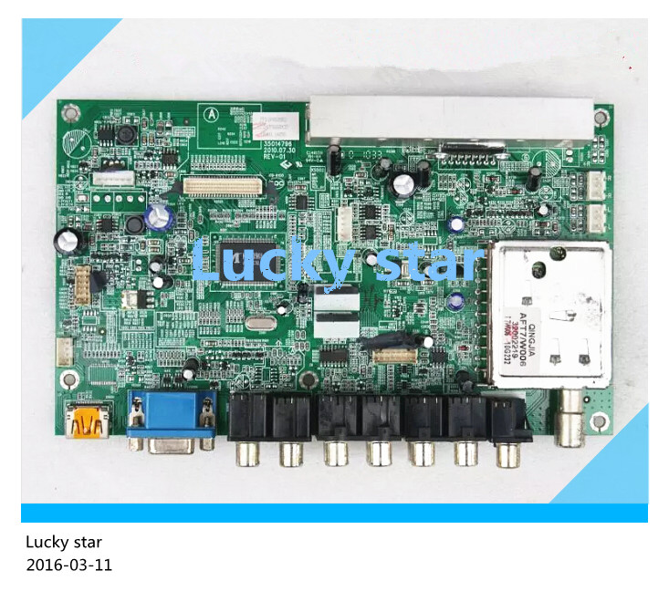 95% new for LC32HS62B board MST740 35014796 with screen LC320WXE95% new for LC32HS62B board MST740 35014796 with screen LC320WXE