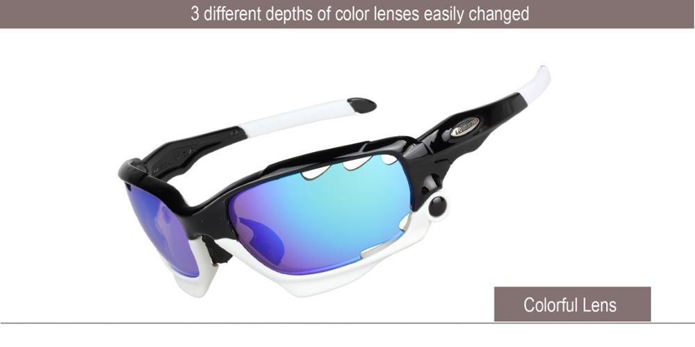 91ce4d7c0e 2019 COMAXSUN Professional Polarized Cycling Glasses Bike Goggles ...