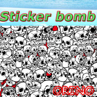 High quality Scary Various Skull JDM Graffiti StickerBomb Vinyl Wrap With Air Bubble Free For Car Wrapping Decals Sticker Bomb