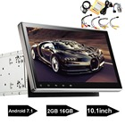 EinCar 10.1 Inch 2G RAM Android 7.1 HD 1024x600 Capacitive Touch Screen 2 DIN Car Stereo Radio Receiver DVD CD Player GPS Navi