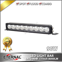 6pcs 90W Offroad Light Bar 4x4 Truck Trailer Tractor Farm Agriculture Equipment Heavy Duty Machinery Driving