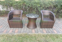 Outdoor garden rattan sofa set designs,wicker sofa set
