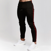 Hip Hop Joggers Pants Men  Solid Jogging Slim New Male Trousers Sweatpants Sportswear D40
