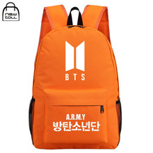 "BTS Canvas Backpack ""ARMY"""