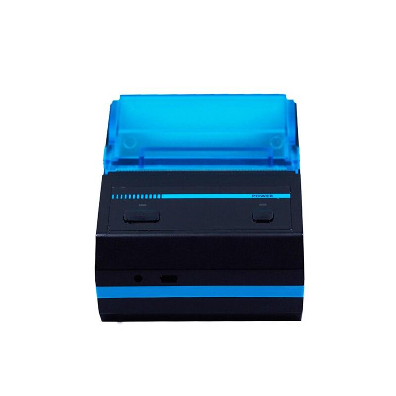 Newly Mini 58mm Thermal Printer Bluetooth Android Thermal POS Receipt Printer Portable USB Printer Bill Machine For Supermarket 58mm bluetooth printer thermal printer thermal receipt printer bluetooth android mini 58mm thermal bluetooth printer