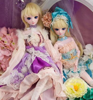 2018 New Arrival 1/4 BJD Doll BJD/SD Beautiful Doll For Baby Girl Gift baby reborn bjd 1/4 blyth крючок cobra 0071 okiami bz 02 10шт