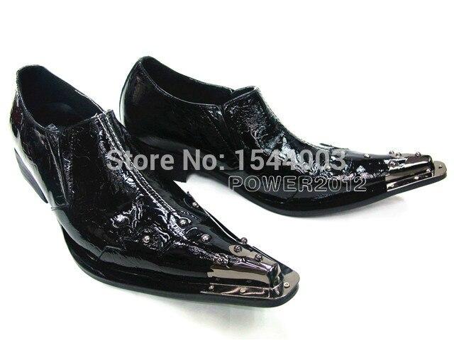 Hommes Élégants Chaussures Habillées À Bout Pointu hraPc7fXC