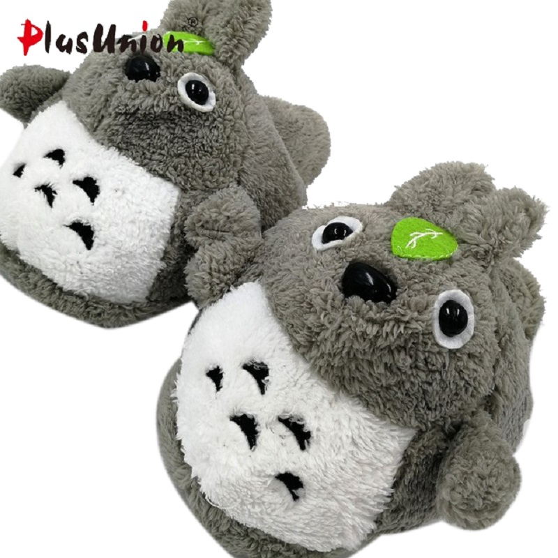 short plush home indoor cartoon warm dog slippers furry fluffy winter animal rihanna fuzzy house women anime mules adult shoes indoor winter panda slippers flat furry home cartoon animal with fur shoes fuzzy house women emoji plush anime unisex cosplay