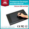 """Продвижение новый Huion H610 PRO 10 """" цифровой графические планшеты графический художник дизайнер перо для рисования таблетки доски с беспроводной ручка"""