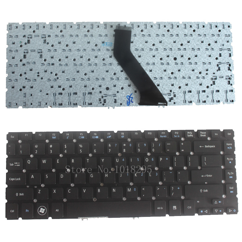 New US Layout Laptop Keyboard For ACER ASPIRE V5-431 V5-431G V5-471 V5-471G V5-471-6876 V5-471-6485 M3-481 R7-471 MS2360