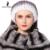 Inverno mulheres de pele chapéu feito malha rex pele de coelho gravata para cabeça envoltório ouvido mais quente 2015 mais nova moda das mulheres reais da pele hairband