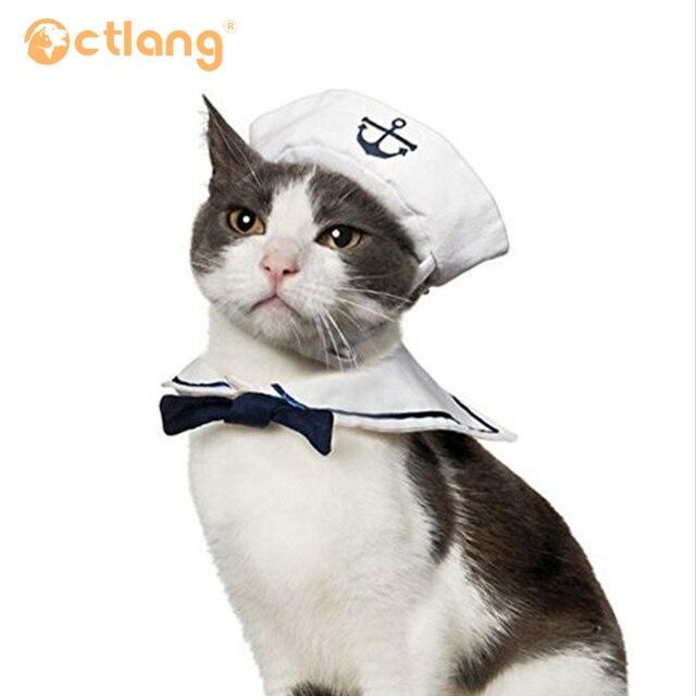 274003e31cef8 Funny Cat Clothes Costume Sex Nurse Suit Clothing For Cat Cool Halloween  Costume Pet Clothes Suit For Cat XS-2XL 27S1