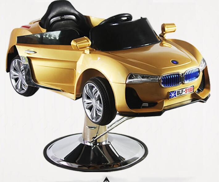 Children's Barber Chair. Children's Haircut Cartoon Car Children's MP3 Music Clipper Factory Direct.