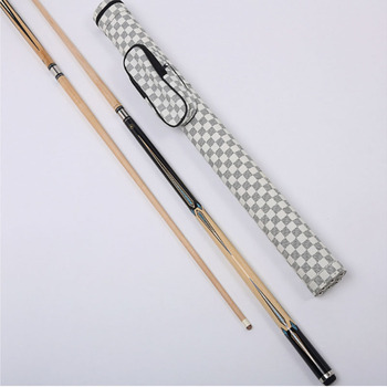 Billiard Pool Cues Case Set 11.5mm Tip 149cm Length China 2017