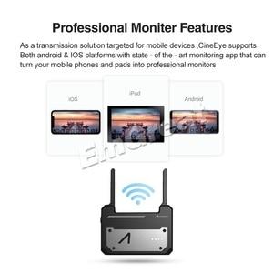 Image 4 - Accsoon CineEye 5G אלחוטי וידאו משדר מערכת כיס שידור HDMI 1080P HD שידור עד 100m עבור IOS אנדרואיד DSLRS