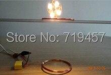 Бесплатная доставка 300 мм дистанционного беспроводной передачи беспроводных питания свет раздел беспроводной зарядки модуль