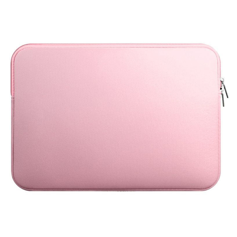 Sleeve Case For Macbook Laptop AIR PRO Retina (Model 1 Pink 11 without outer pocket)