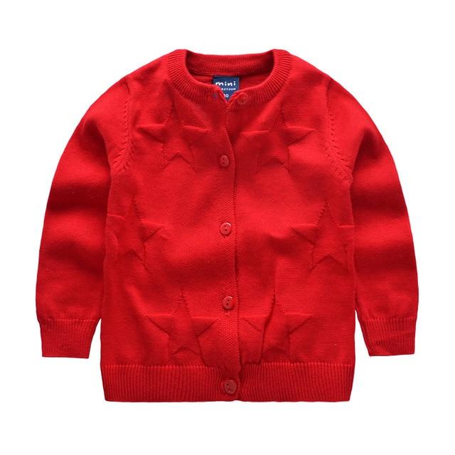 Kinder Mädchen Pullover Baumwolle Dünne Strickjacke Für Mädchen ...