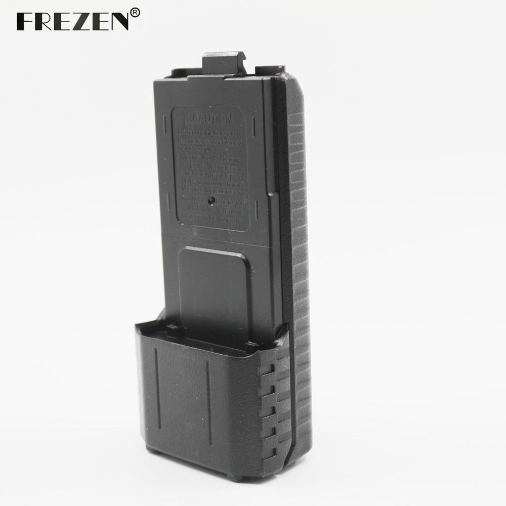 Erweiterte 6X AA Batterie Fall Pack Shell BAOFENG UV5R 5RA 5RB 5RA + BL-5L Two Way Radio Walkie Talkie Zubehör