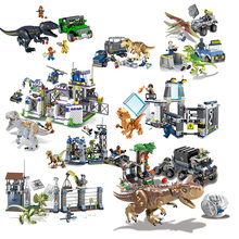 Buy Jurassic World 79180 And Get Free Shipping On Aliexpresscom