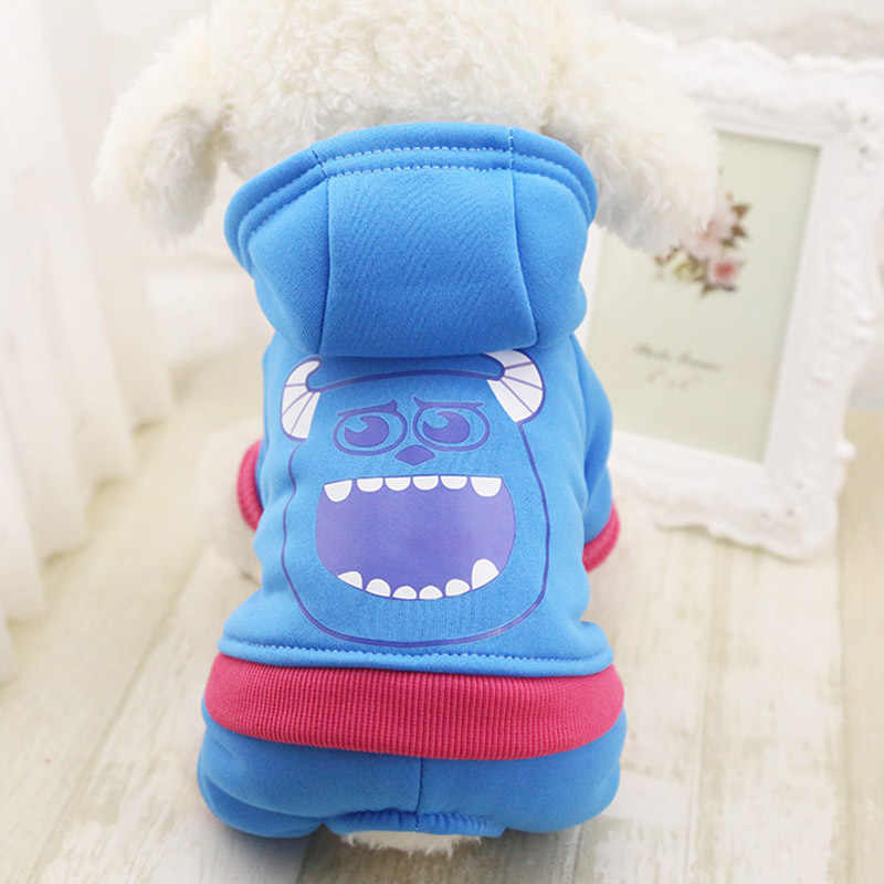 Leuke Hond Kleren Kat Jas Voor Kleine Honden Chihuahua Puppy Outfit Voor Huisdier Jas Yorkie Kleding Hoodie 25S1