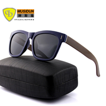 New Fashion Brand Polarized Unixex Sunglasses Vintage Sunglass Female Oculos de sol feminino UV400 TR90 frame TR9003