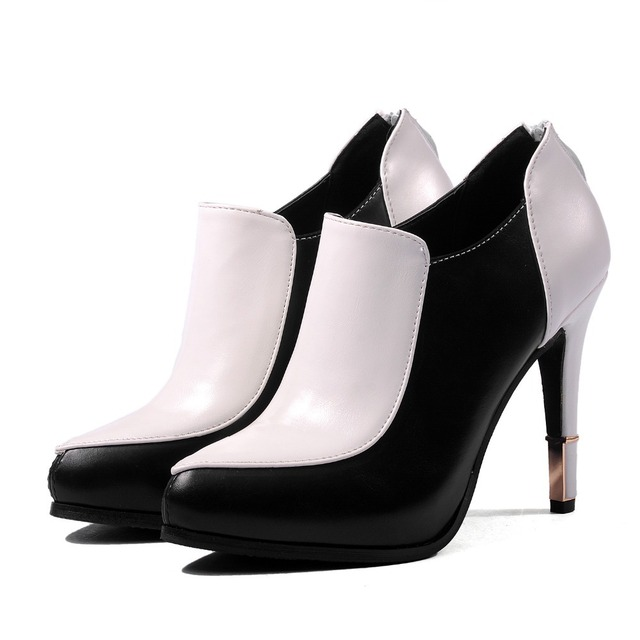 2015 High Quality Newest Fashion Autumn Winter Women Ankle Boots ...