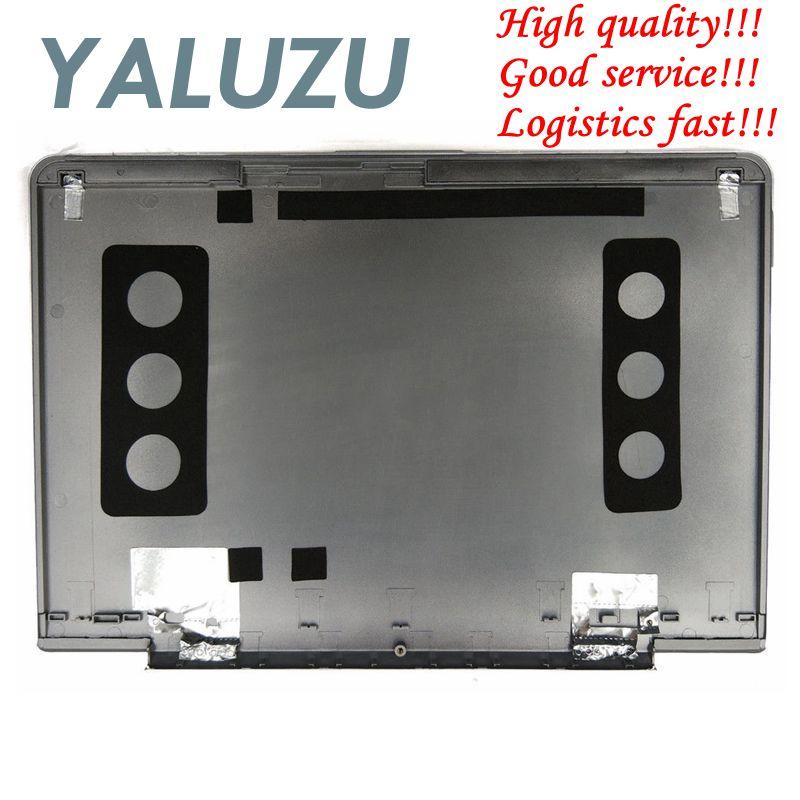 YALUZU New For Samsung NP535U3C NP530U3C NP530U3B NP532U3C LCD Back Cover BA75-03709G Silver 530U3B 535U3C 532U3C 532U3X Case