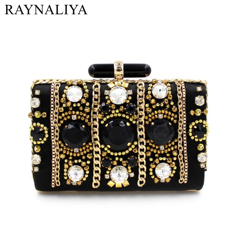 2017 Top Time-limited Dhard Esign Minaudiere Women Party Bag Beading Diamonds Rhinestones Clutch Evening Bags Smyzh-e0172 women luxury rhinestone clutch beading evening bags ladies crystal wedding purses party bag diamonds minaudiere smyzh e0193