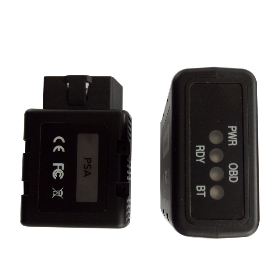 цены  New PSA COM PSACOM Bluetooth Diagnostic and Programming Tool Multi Languages Replace of Lexia3 PP2000