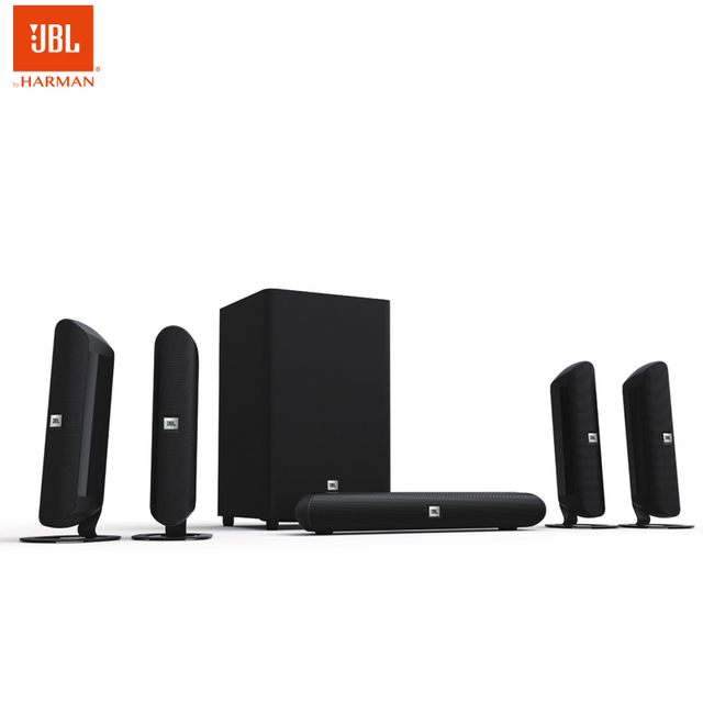 JBL CINEMA 525 Bluetooth Power Amplifier Stereo 325 Upgrade 5.1 Home  Theater Living Room Sound Box