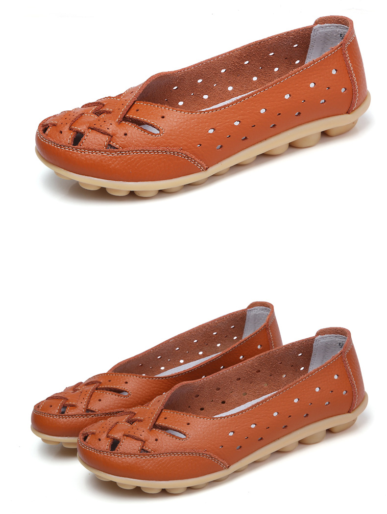AH1165 (29) Women's Loafers Shoes