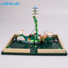 Светильник алинг светодиодный светильник Набор для 21315 идеи