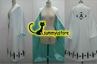 Free Shipping ! Bleach 5th Division Captain Aizen Sousuke Cosplay Costumes! Acceptable order