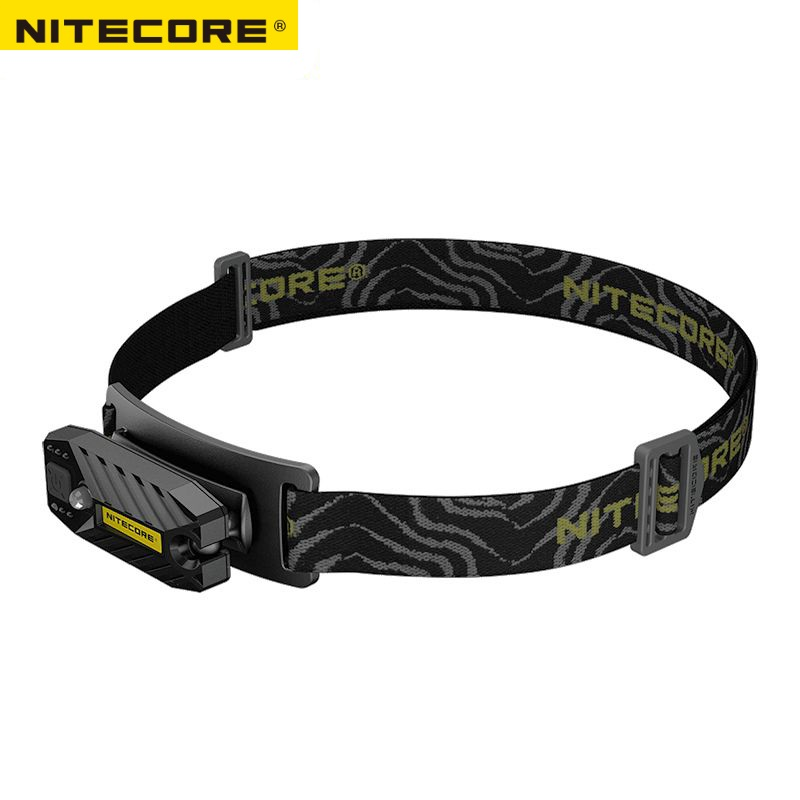 NITECORE T360 USB Rechargeable Headlamp High Performance 360Degree LED Headlight Waterproof Flashlight Torch For Camping Fishing