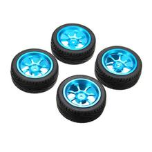 High-speed RC Car Wheel and Tire Alloy Parts A979 A969