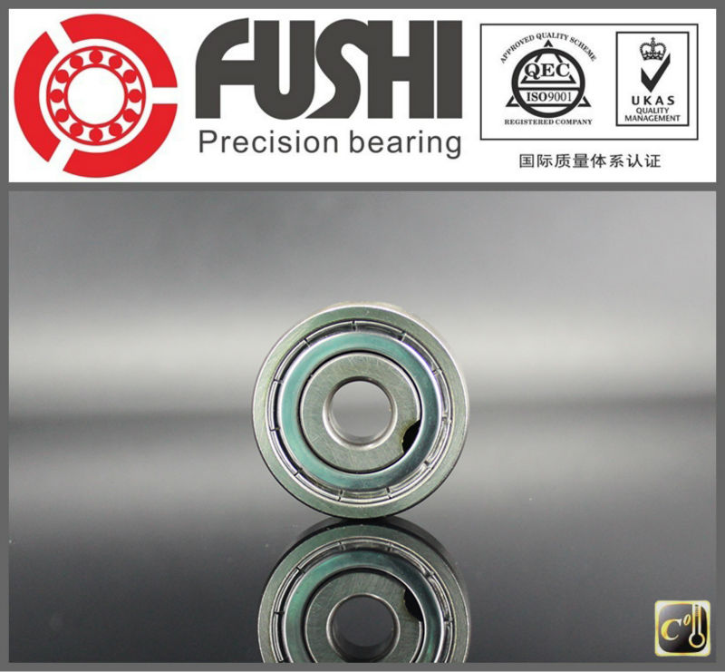 High Temperature Bearing 6206ZZ 6207ZZ 6208ZZ 6209ZZ 6210ZZ ( 2 Pcs) 500 Degrees Celsius Full Ball Bearing