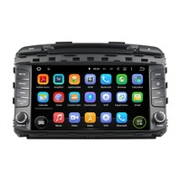 KLYDE 9 2 Din Android 8.1 Car Radio For Kia SORENTO 2015 Car Audio Multimedia Player Car Stereo DVD Player Mirror Link Steering