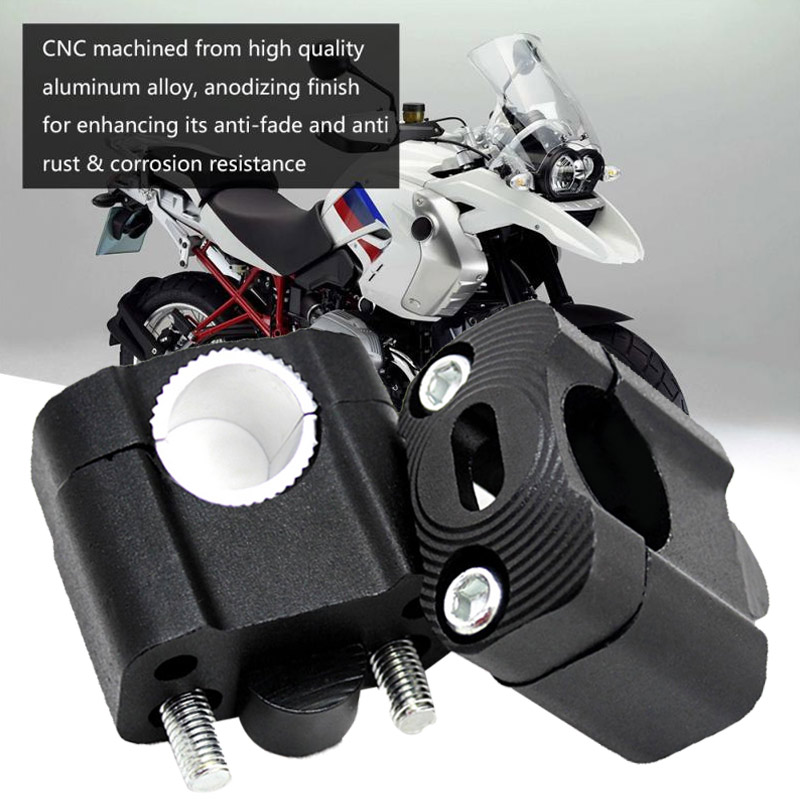 Vehemo мотоцикл ручка бар крепление адаптер зажима стояки Крепление зажим Гонки Универсальный Protaper Fat Enduro