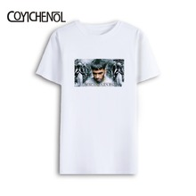 Anuel Aa customize print tshirt men 7XL casual short sleeves tops o-neck oversized regular tee large size solid color top