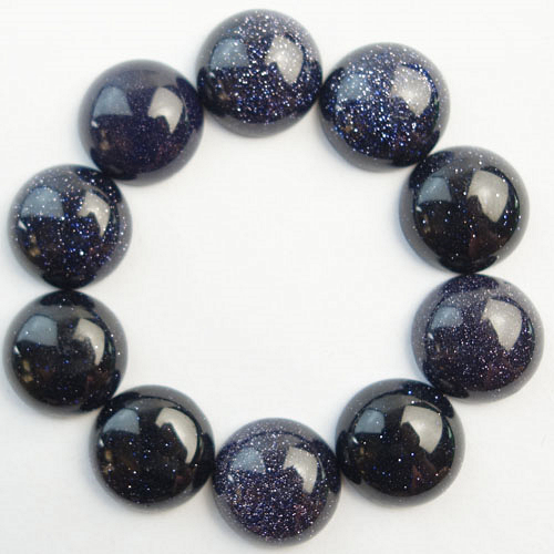 (10 pieces/lot) 12x5mm Blue Sand Stone Round CAB Cabochon Free Shipping Fashion Jewelry