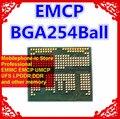 KMWC10017M-B812 BGA254Ball EMCP 64 + 48 64GB мобильный телефон памяти новый оригинальный и вторая рука спаянные шары протестированы ОК