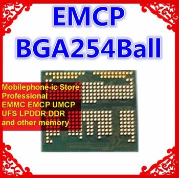 KMWC10017M-B812 BGA254Ball EMCP 64+48 64GB Mobilephone Memory New original and Second-hand Soldered Balls Tested OK