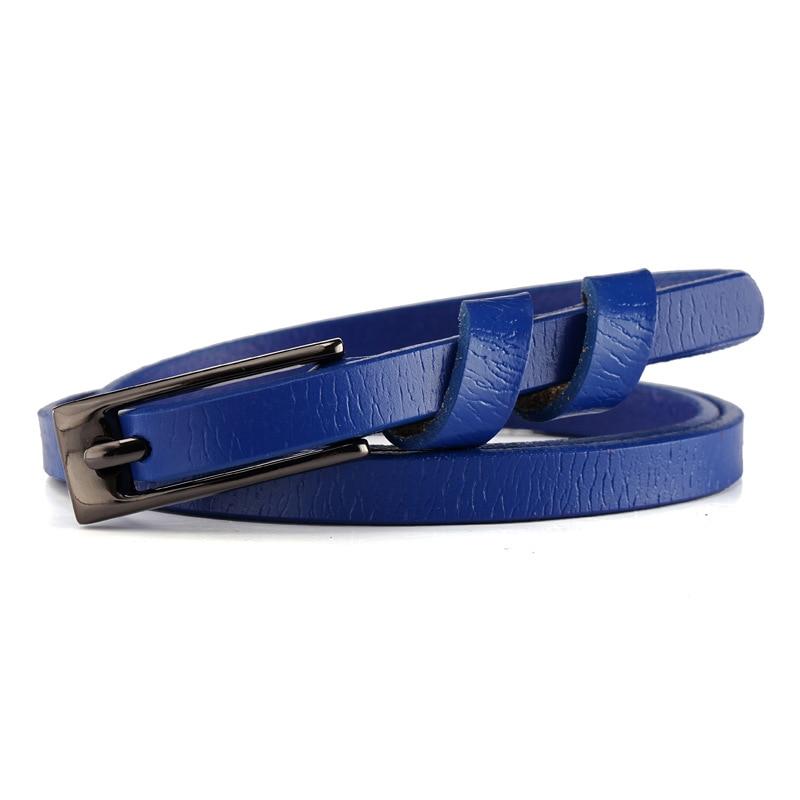 2019 Cinturones de mujer de vaca de cuero genuino hebilla vintage estilo europeo y americano de calidad superior nuevo envío gratis
