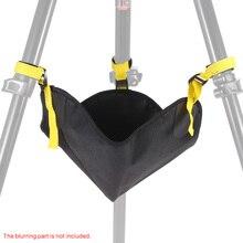 Bolsa de arena para fotografía y vídeo, Mostrador de taller, balance, soporte de luz Universal, trípode