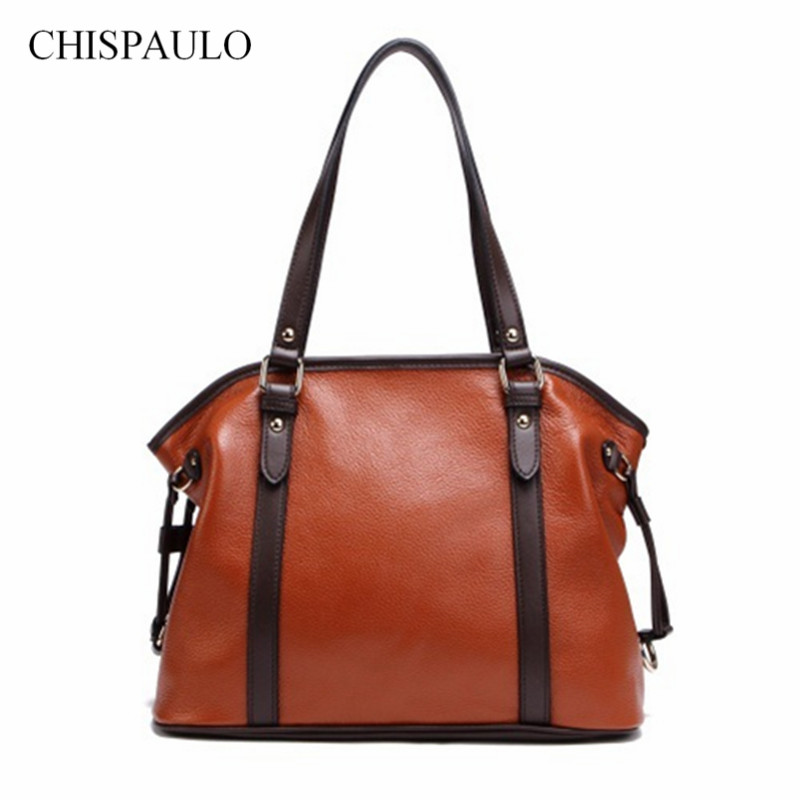 100% Genuine Leather Handbag Fashion 2017 Women Messenger Bag One Shoulder Crossbody Handbag First Layer Cowhide Female Bags luxury genuine leather women s day handbag all match panelled small bags first layer of cowhide messenger bag women s clutch bag