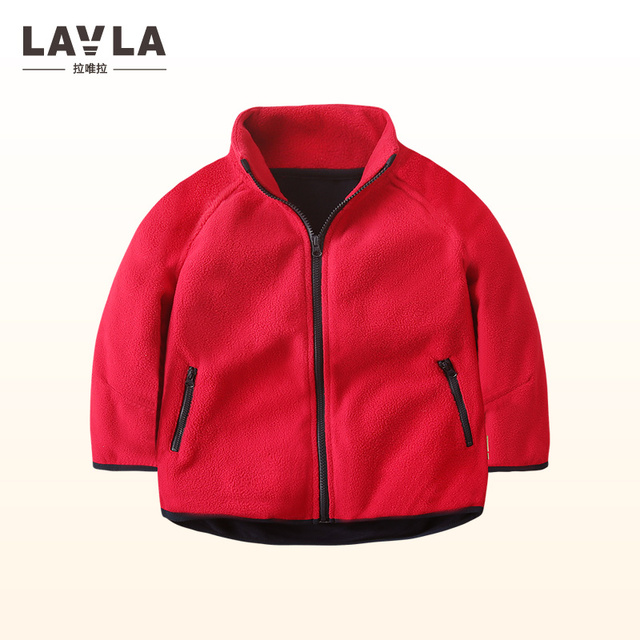 243433319 Lavla 2017 Brand New Autumn Winter Baby Coat Boys Girls Fleece ...