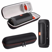 Jbl 충전 2 및 충전 2 + 플러스 블루투스 스피커 하드에 바 shockproof 운반 스토리지 커버에 대 한 여행 보호 주머니 상자 케이스
